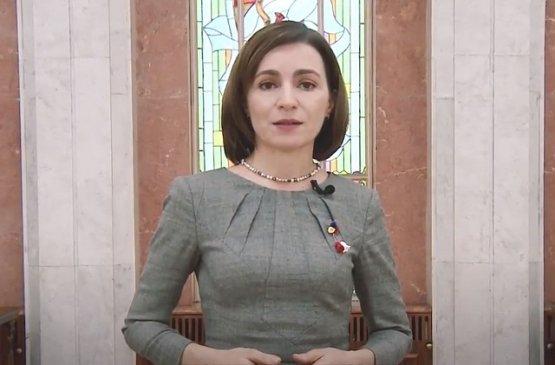 Президент и и.о. премьера Молдовы поблагодарили журналистов за их ежедневный труд