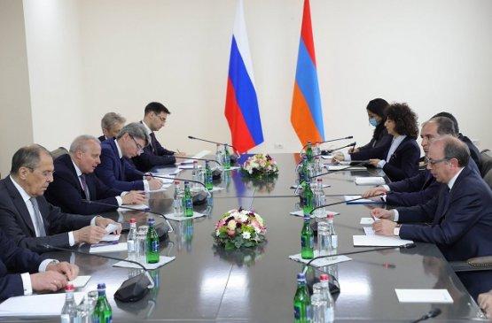 Армения планирует наращивать товарооборот с Россией