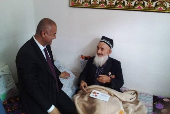 Ветераны ВОВ Таджикистана в этом году получили по 877 долларов США