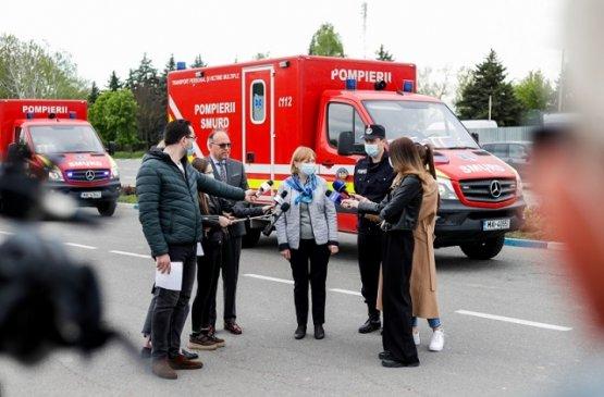 Румыния передала Молдове 100 800 доз вакцин от коронавируса в качестве гуманитарной помощи