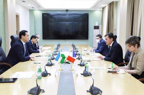 Узбекско-французская Межправительственная комиссия и бизнес-форум пройдут 11 мая