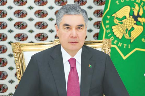 Президент обратился к соотечественникам с поздравительной речью в честь Ораза-байрамы