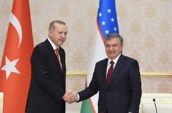 Президенты Узбекистана и Турции передали друг другу поздравления с Рамазан хайит