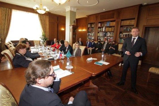 Правительство Приднестровья совершило поездку в Москву