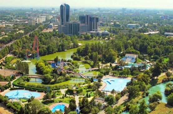 ХО «Зехинли иш» выиграло тендер на строительство нового парка «Ташкент» в центре Ашхабада