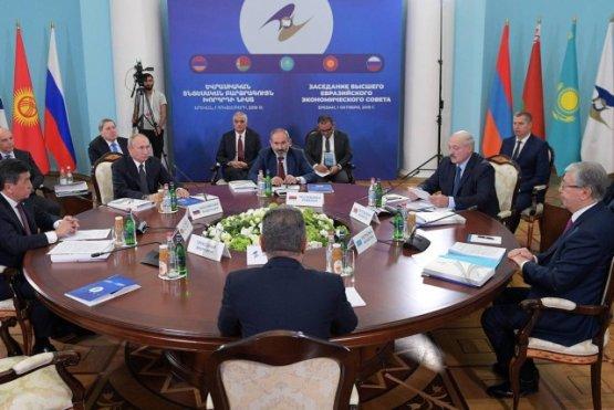 Под председательством главы Казахстана состоится заседание Высшего Евразийского экономического совета