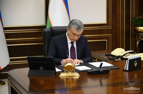 Президент Узбекистана принял участие в заседании Высшего Евразийского экономического совета