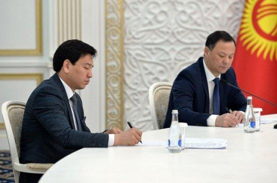 Президент Киргизии выдвинул инициативу активно развивать общий финансовый рынок ЕАЭС