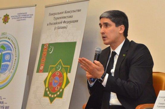 Туркменистан и Удмуртия расширят взаимовыгодное сотрудничество в сфере животноводства и ветеринарии