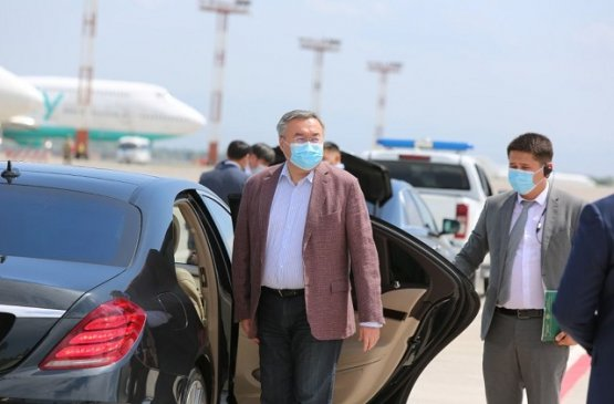 Официальные лица Кыргызстана и Казахстана обсудят устранение барьеров во взаимной торговле