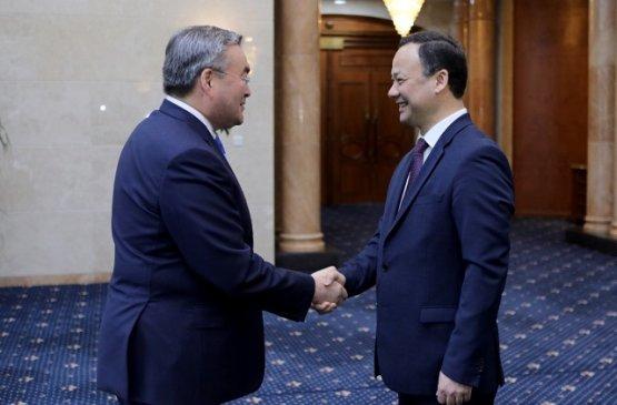 Казахстан готов помочь Киргизии в урегулировании вопроса с Таджикистаном
