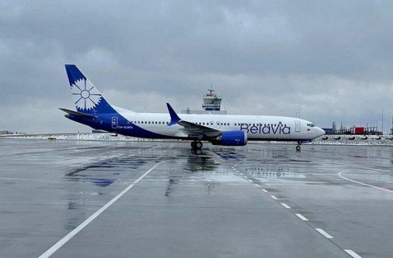 Белорусская авиакомпания приостановила рейсы в Кишинёв