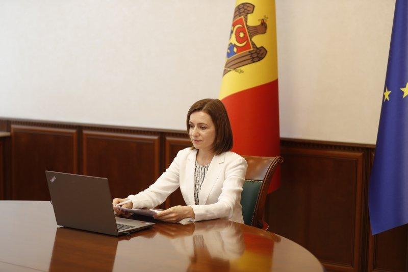 Президент Молдавии Майя Санду создала независимый антикоррупционный комитет