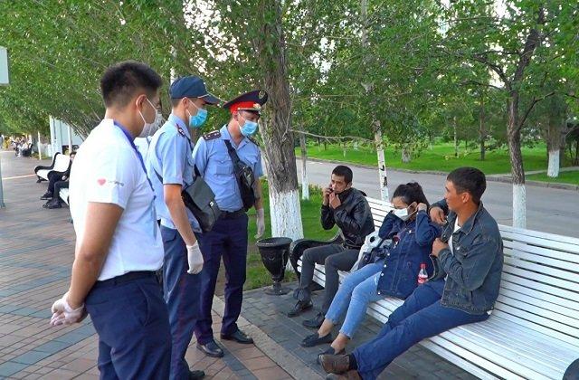 Правительство Казахстана: Санитарно-эпидемиологическая ситуация продолжает улучшаться