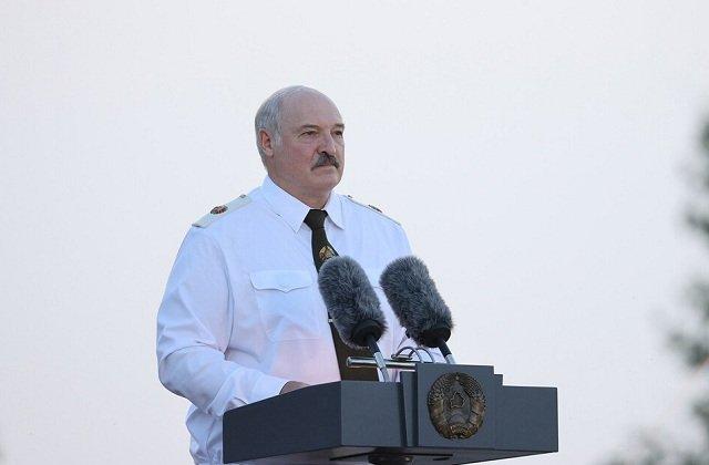 Лукашенко на памятном мероприятии резко высказался в адрес политиков Германии и ЕС