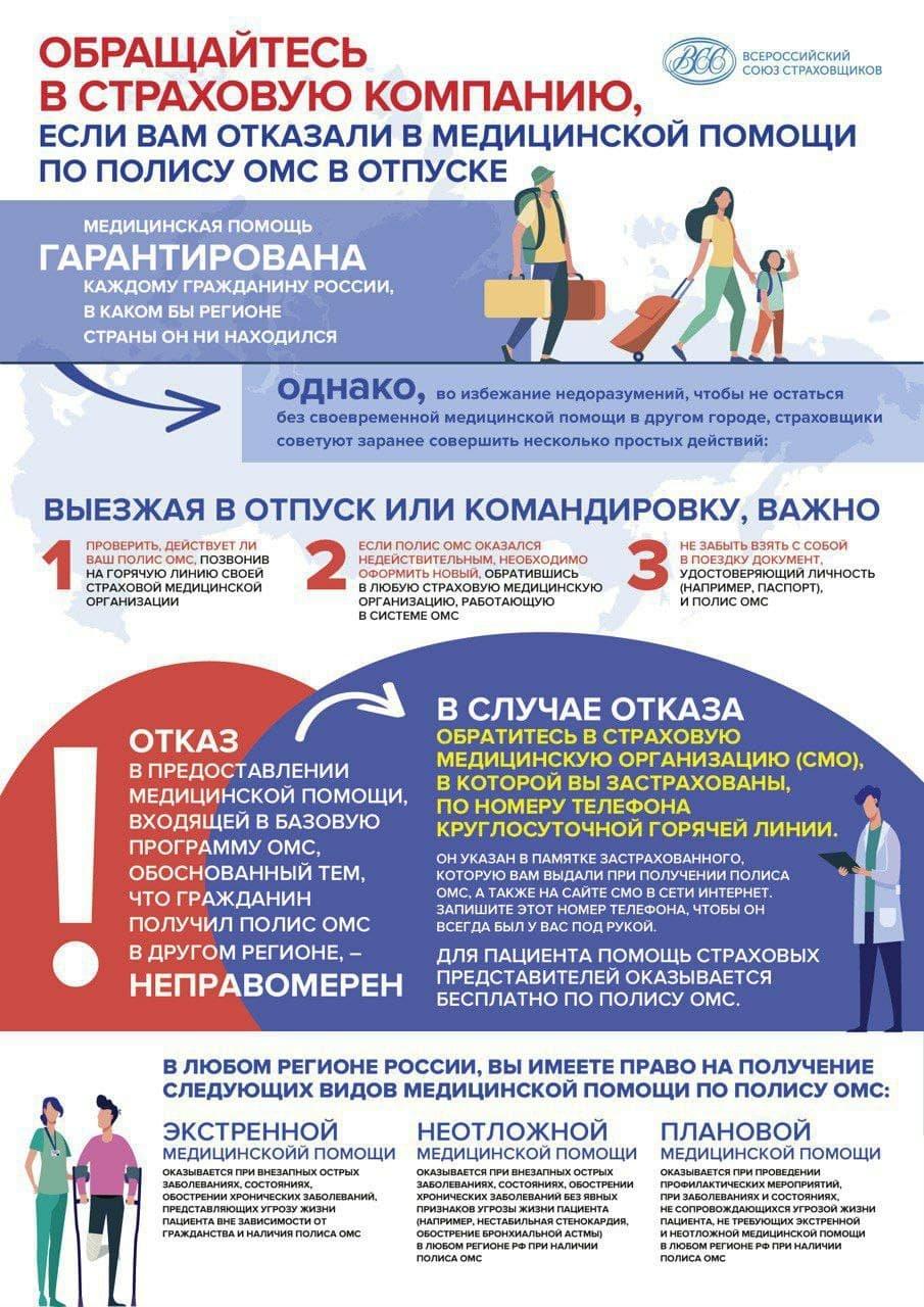 Чем болеют россияне в отпуске?