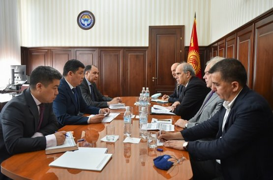 Кыргызстан приглашает страны Европейского Союза инвестировать в экономику страны