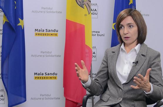 Президент Молдовы сообщила, для чего ЕС выделил стране 600 миллионов долларов