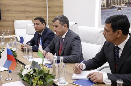 Министры энергетики Узбекистана и России договорились развивать двустороннее взаимодействие
