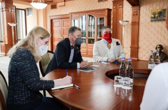 Глава Молдовы обсудила с помощником госсекретаря США вопросы приднестровского урегулирования