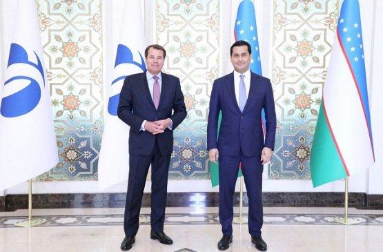Юрген Ригтеринк отметил положительные результаты крупных реформ в Узбекистане