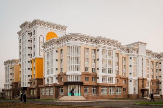 В 2021 году в столице Казахстана запланировано сдать 10 тысяч социальных квартир