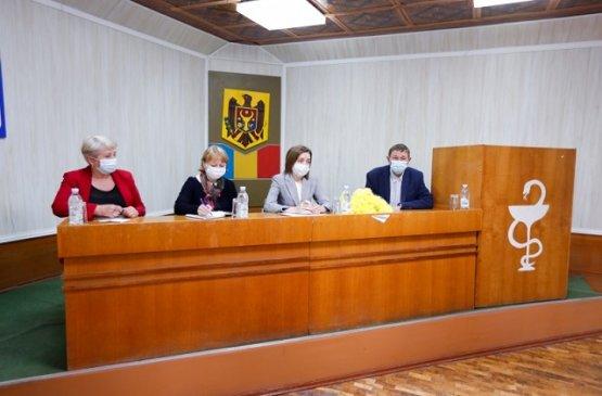 Глава Молдовы обсудила туристический потенциал Унгенского района