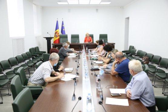 Ирина Влах встретилась с руководителями здравоохранения автономии