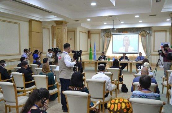 В Ашхабаде начало работать новое представительство ООН по обслуживанию проектов
