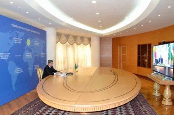 Туркменистан в июле примет у себя очередную встречу Совета регионального планирования ОЭС