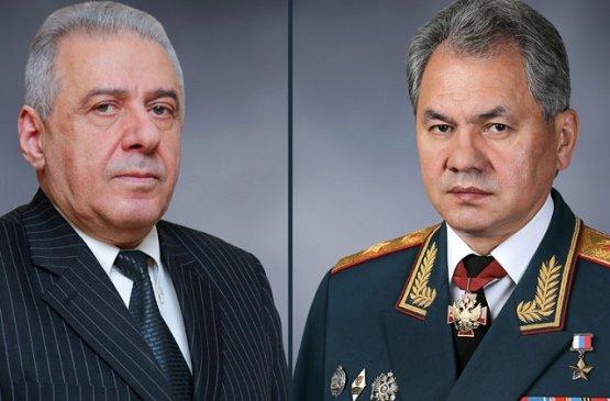 Министры Армении и России обсудили размещение российских пограничников на границе с Азербайджаном