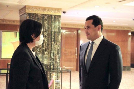 МИВТ Узбекистана намерено наладить сотрудничество с Агентством стратегических инициатив
