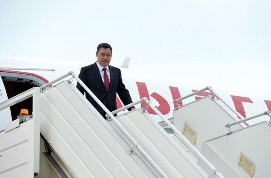 Глава Кыргызстана через несколько дней посетит Туркменистан и Таджикистан с официальным визитом