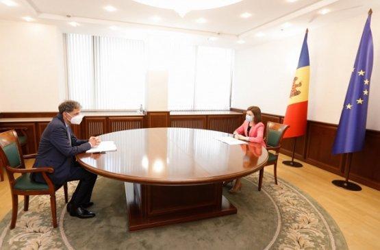 Молдова и Израиль договорились наращивать торгово-экономическое сотрудничество