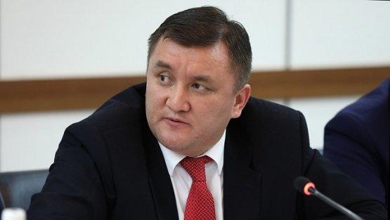 Рашид Мередов обсудил с послом Киргизии визит Жапарова в Ашхабад