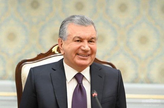 Президент Узбекистана рассмотрел вопросы дальнейшего развития отношений с вице-премьером Турции