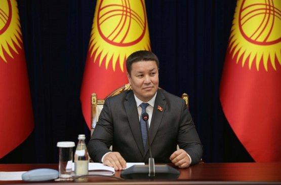 Глава парламента Кыргызстана лежит в больнице из-за ухудшения здоровья