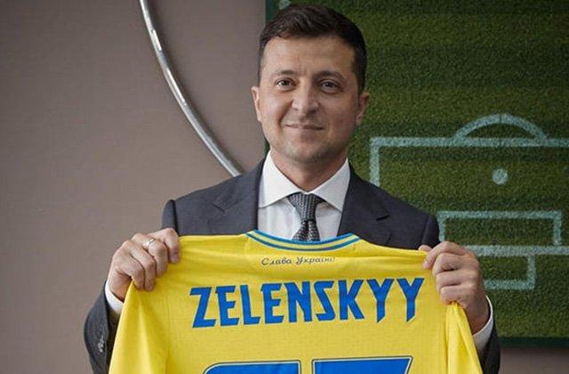 Зеленский отреагировал на победу сборной Украины