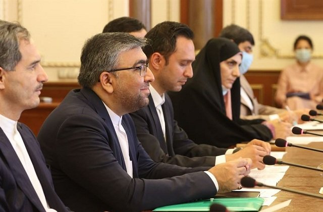 Парламентарии Белоруссии и Ирана провели рабочую встречу
