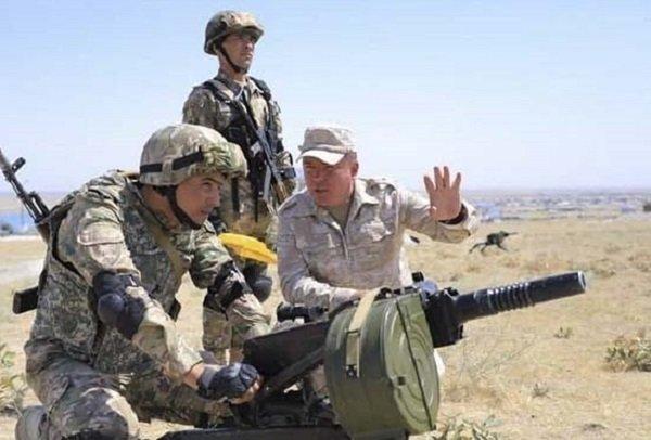 Российские инструкторы подготовили более 300 военнослужащих Узбекистана