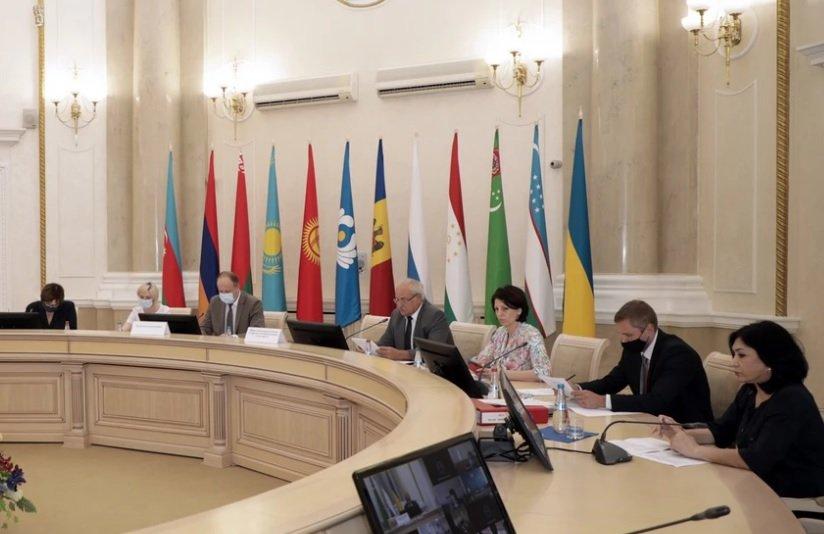 Страны-члены СНГ намерены утвердить взаимное признание сертификатов о вакцинации граждан