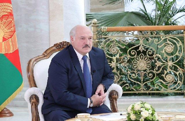 Президент Белоруссии дал интервью известному арабоязычному телеканалу