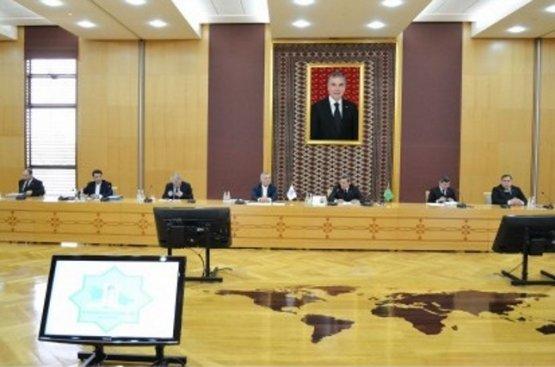 В Ашхабаде прошёл круглый стол, посвящённый развитию взаимодействия Туркменистана и ОЭС