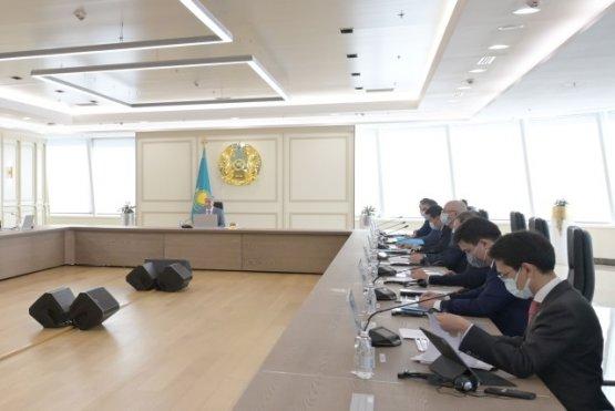 Президент Казахстана рекомендовал членам Высшего совета по реформам быть прагматичными
