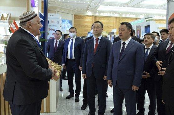 Туркменистан посодействует экспортному транзиту киргизских товаров в Афганистан