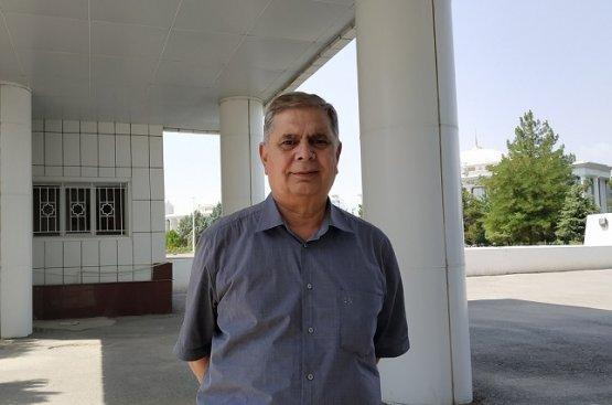 В честь дня спортивного журналиста Сердар Акиниязов рассказал о развитии спорта в Туркменистане