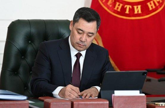 Глава Киргизии подписал указ об обеспечении выполнения поручений по итогам встречи с бизнесменами