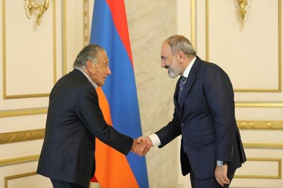 Эрнекян намерен продолжить инвестировать в Армению