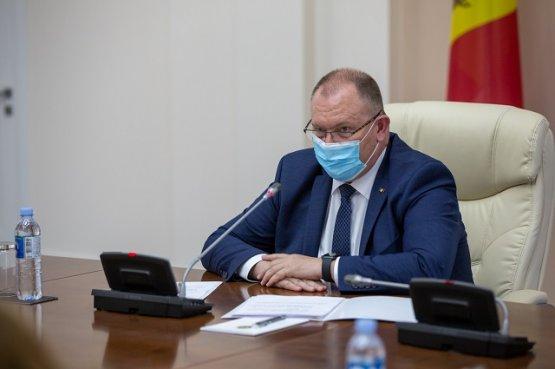 В молдавском правительстве обсудили возможность обязательной вакцинации от коронавируса