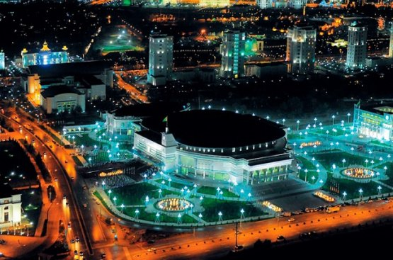 Туркменистан добавлен в «зелёный» список путешествий Абу-Даби
